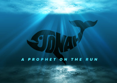 Jonah: A Prophet on the Run
