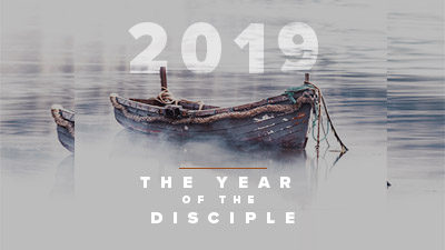 2019: The Year of the Disciple