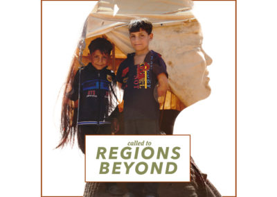Called to Regions Beyond