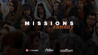 Missions Sunday 2020