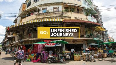 GO: Unfinished Journeys
